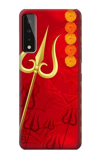 S3788 Shiv Trishul Case For LG Stylo 7 4G