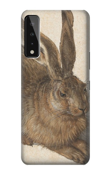 S3781 Albrecht Durer Young Hare Case For LG Stylo 7 5G
