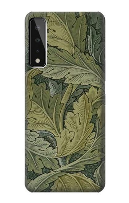 S3790 William Morris Acanthus Leaves Case For LG Stylo 7 5G