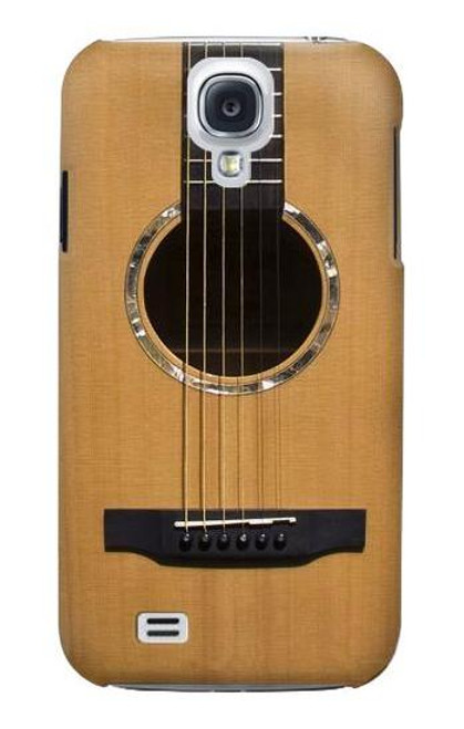S0057 Acoustic Guitar Case For Samsung Galaxy S4