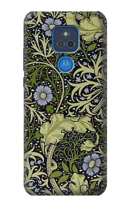 S3792 William Morris Case For Motorola Moto G Play (2021)
