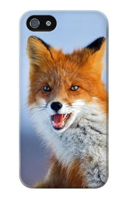 S0417 Fox Case Cover For IPHONE 4/4S