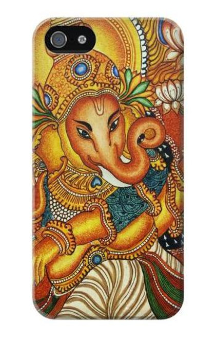 S0440 Hindu God Ganesha Case Cover For IPHONE 4/4S