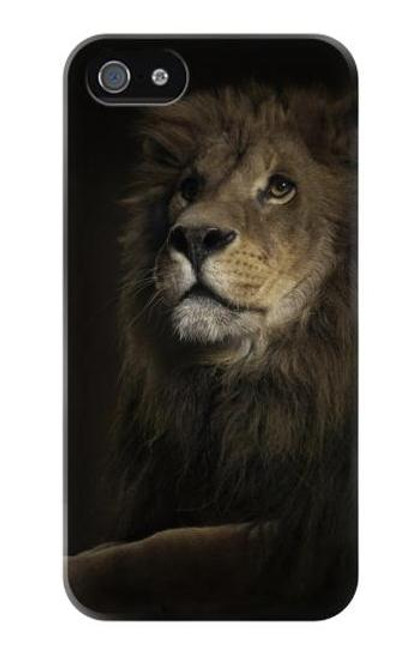 S0472 Lion Case Cover For IPHONE 4/4S