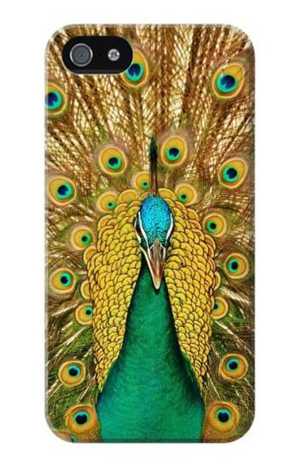 S0513 Peacock Case Cover For IPHONE 4/4S