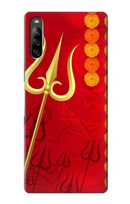 S3788 Shiv Trishul Case For Sony Xperia L5