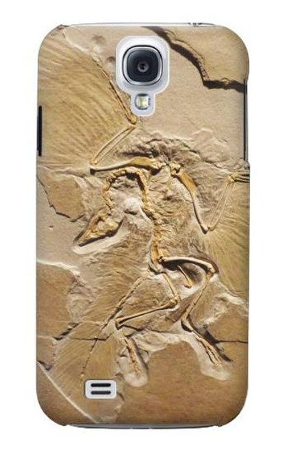 S0380 Dinosaur Fossil Case For Samsung Galaxy S4