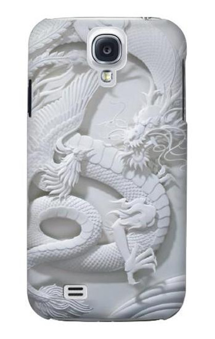 S0386 Dragon Carving Case For Samsung Galaxy S4