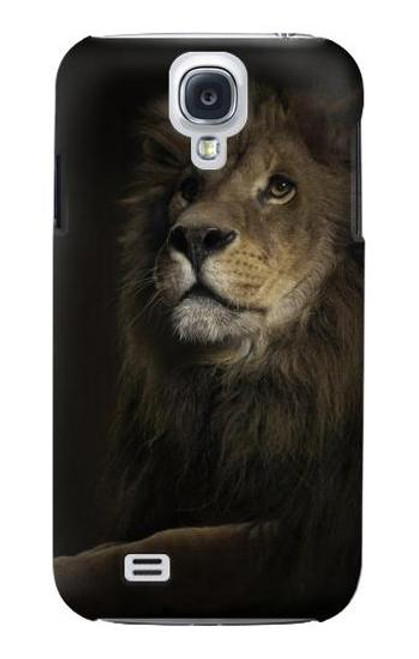 S0472 Lion Case For Samsung Galaxy S4
