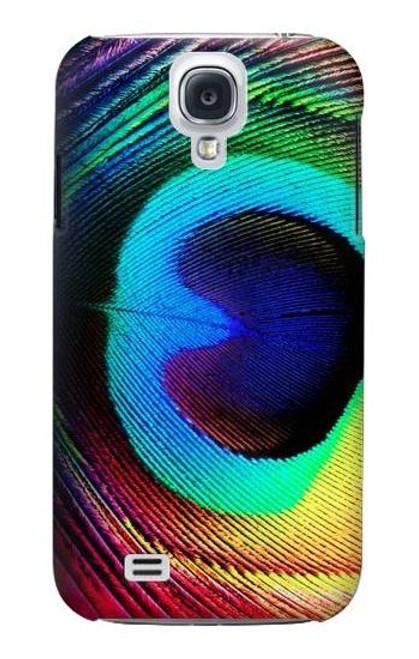 S0511 Peacock Case For Samsung Galaxy S4