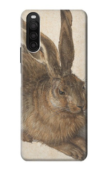S3781 Albrecht Durer Young Hare Case For Sony Xperia 10 III