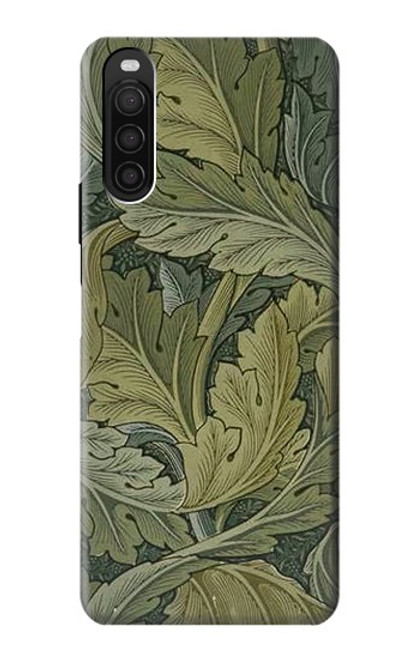 S3790 William Morris Acanthus Leaves Case For Sony Xperia 10 III