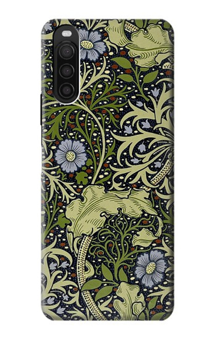 S3792 William Morris Case For Sony Xperia 10 III