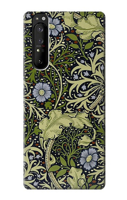 S3792 William Morris Case For Sony Xperia 1 III