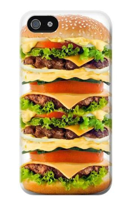 S0790 Hamburger Case Cover For IPHONE 4/4S