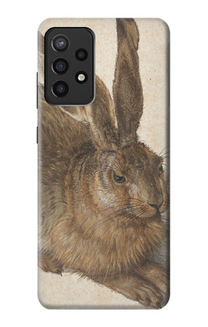 S3781 Albrecht Durer Young Hare Case For Samsung Galaxy A72, Galaxy A72 5G