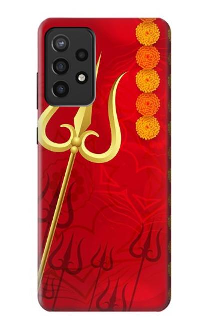 S3788 Shiv Trishul Case For Samsung Galaxy A72, Galaxy A72 5G