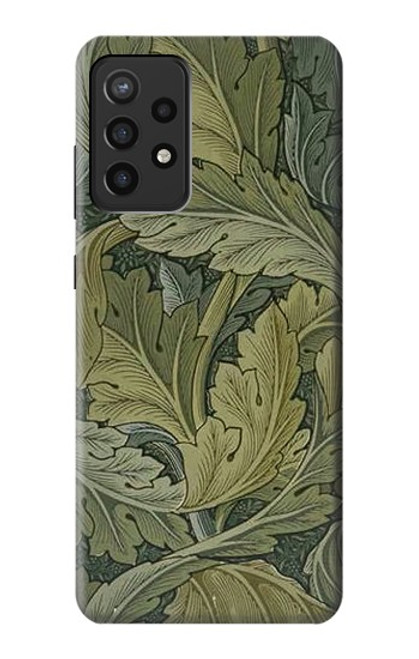 S3790 William Morris Acanthus Leaves Case For Samsung Galaxy A72, Galaxy A72 5G