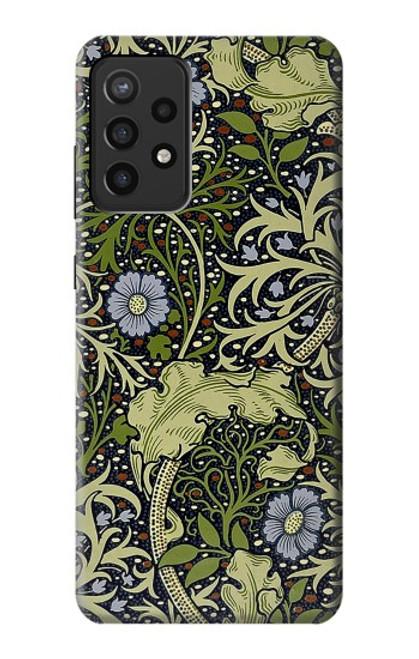 S3792 William Morris Case For Samsung Galaxy A72, Galaxy A72 5G