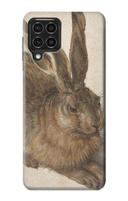 S3781 Albrecht Durer Young Hare Case For Samsung Galaxy F62