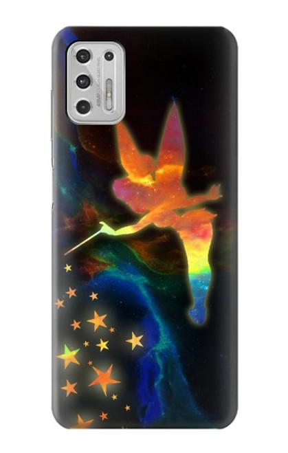 S2583 Tinkerbell Magic Sparkle Case For Motorola Moto G Stylus (2021)