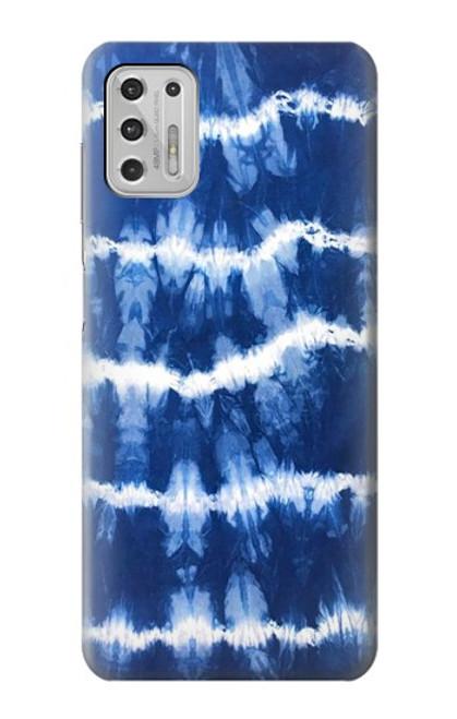 S3671 Blue Tie Dye Case For Motorola Moto G Stylus (2021)