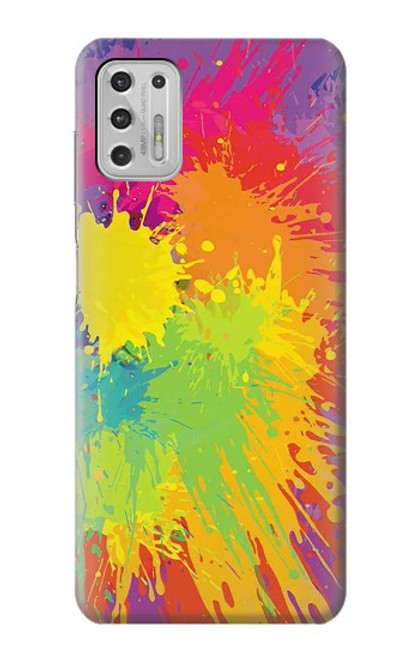 S3675 Color Splash Case For Motorola Moto G Stylus (2021)