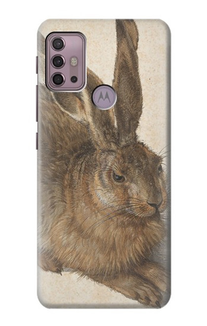 S3781 Albrecht Durer Young Hare Case For Motorola Moto G30, G20, G10