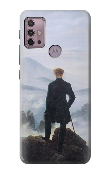 S3789 Wanderer above the Sea of Fog Case For Motorola Moto G30, G20, G10