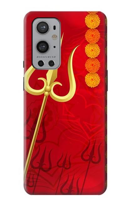 S3788 Shiv Trishul Case For OnePlus 9 Pro