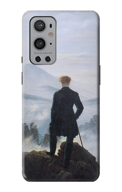 S3789 Wanderer above the Sea of Fog Case For OnePlus 9 Pro