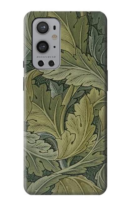 S3790 William Morris Acanthus Leaves Case For OnePlus 9 Pro