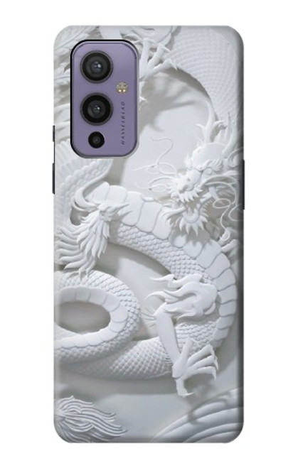 S0386 Dragon Carving Case For OnePlus 9