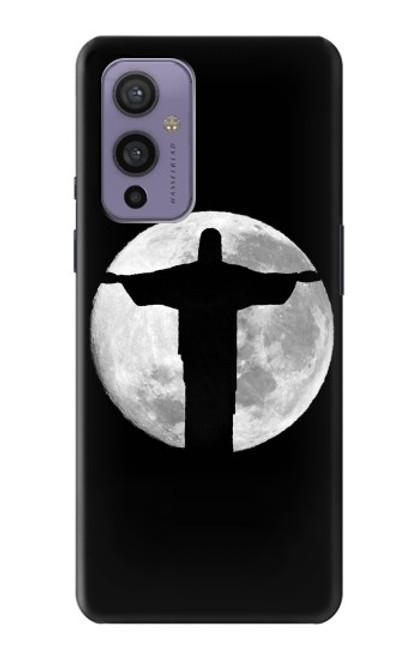 S2511 Jesus Statue Christ Rio de Janeiro Case For OnePlus 9