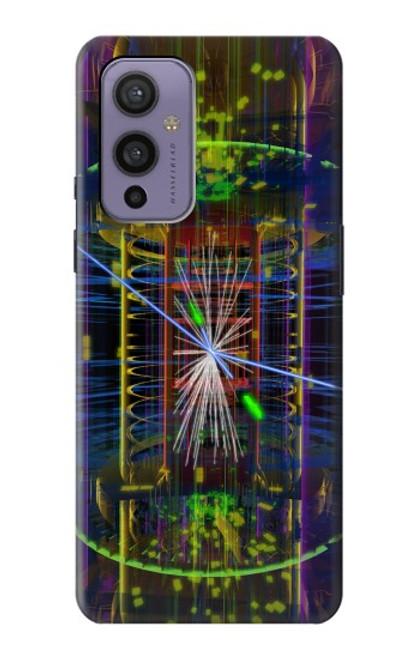 S3545 Quantum Particle Collision Case For OnePlus 9