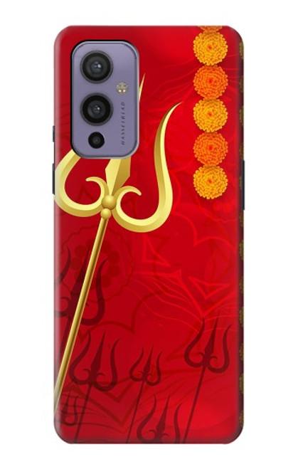 S3788 Shiv Trishul Case For OnePlus 9