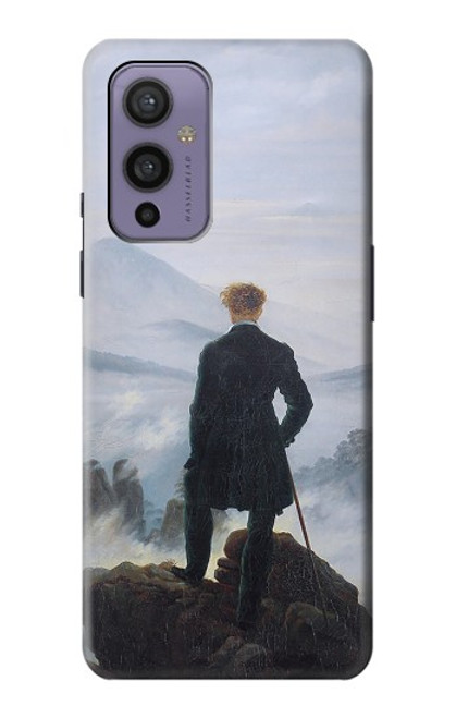 S3789 Wanderer above the Sea of Fog Case For OnePlus 9
