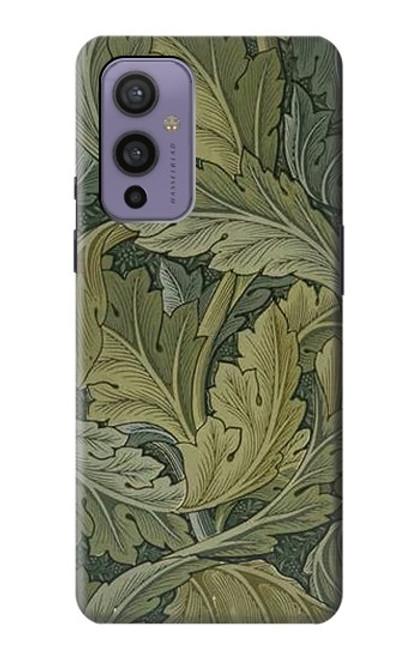 S3790 William Morris Acanthus Leaves Case For OnePlus 9