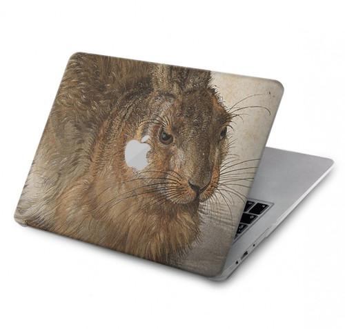 S3781 Albrecht Durer Young Hare Hard Case For MacBook Air 13″ - A1369, A1466