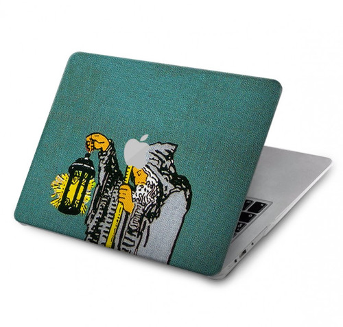 S3741 Tarot Card The Hermit Hard Case For MacBook Pro Retina 13″ - A1425, A1502