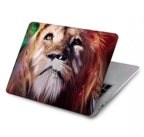 S0691 Leo Paint Hard Case For MacBook Pro 15″ - A1707, A1990