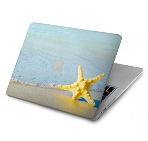 S0911 Relax at the Beach Hard Case For MacBook Pro 15″ - A1707, A1990