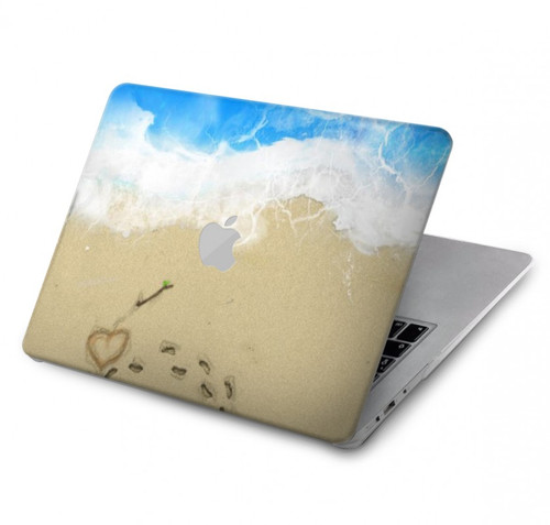 S0912 Relax Beach Hard Case For MacBook Pro 15″ - A1707, A1990
