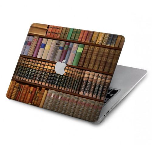 S3154 Bookshelf Hard Case For MacBook Pro 15″ - A1707, A1990