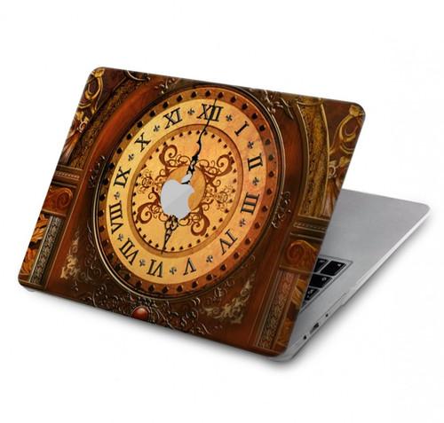 S3174 Grandfather Clock Hard Case For MacBook Pro 15″ - A1707, A1990