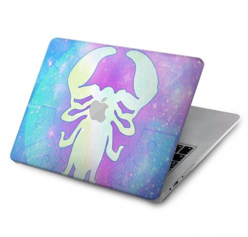 S3267 Zodiac Scorpio Hard Case For MacBook Pro 15″ - A1707, A1990