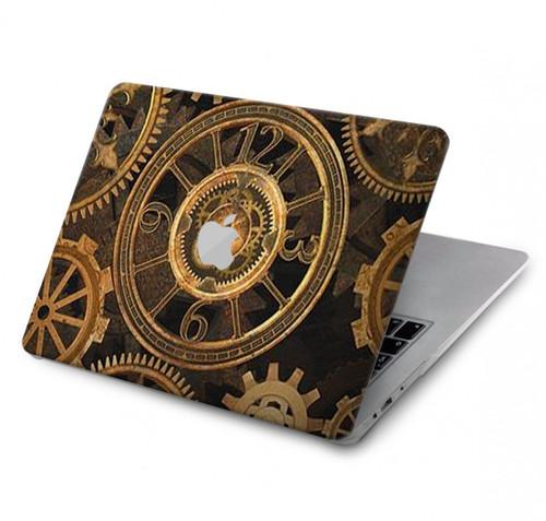 S3442 Clock Gear Hard Case For MacBook Pro 15″ - A1707, A1990