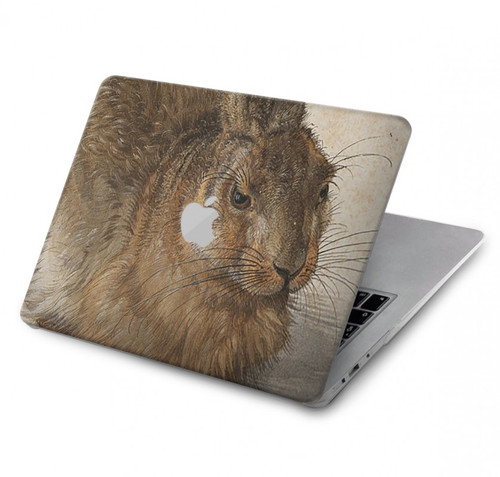 S3781 Albrecht Durer Young Hare Hard Case For MacBook Pro 15″ - A1707, A1990