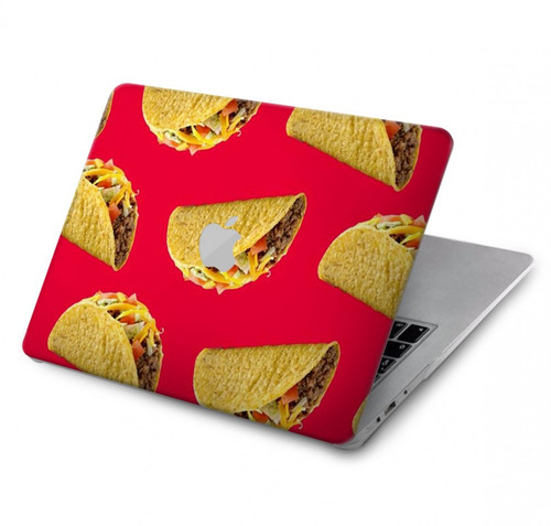 S3755 Mexican Taco Tacos Hard Case For MacBook Pro 16″ - A2141