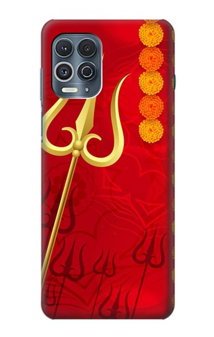 S3788 Shiv Trishul Case For Motorola Edge S
